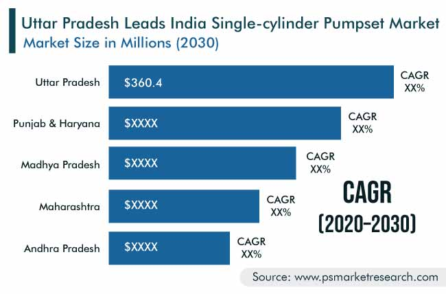 India Single-Cylinder Pumpset Market